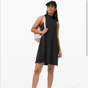 NWT - all aligned a line dress lululemon